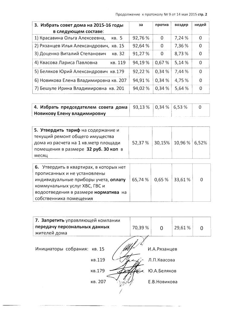 Протокол № 9- стр2 скан 1мб